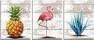 Best pink flamingo canvas art Reviews