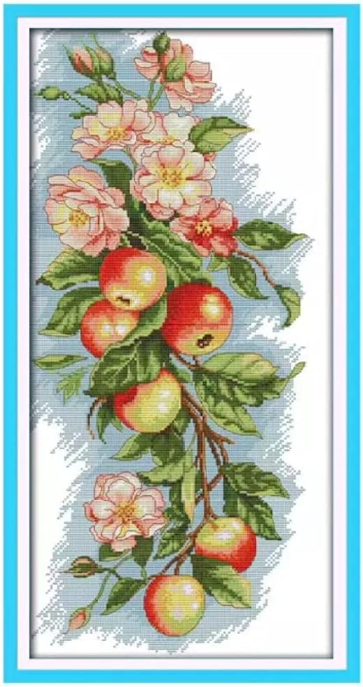 Cross Stitch Stamped Atlanta Mall Kits Starter 11CT C Embroidery Ranking TOP18