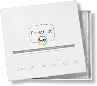 project life photo pocket pages 12x12