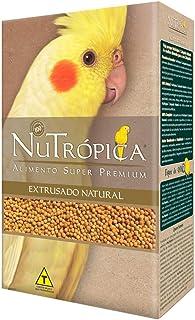 Ração para Calopsita Nutrópica Extrusado Natural-300g