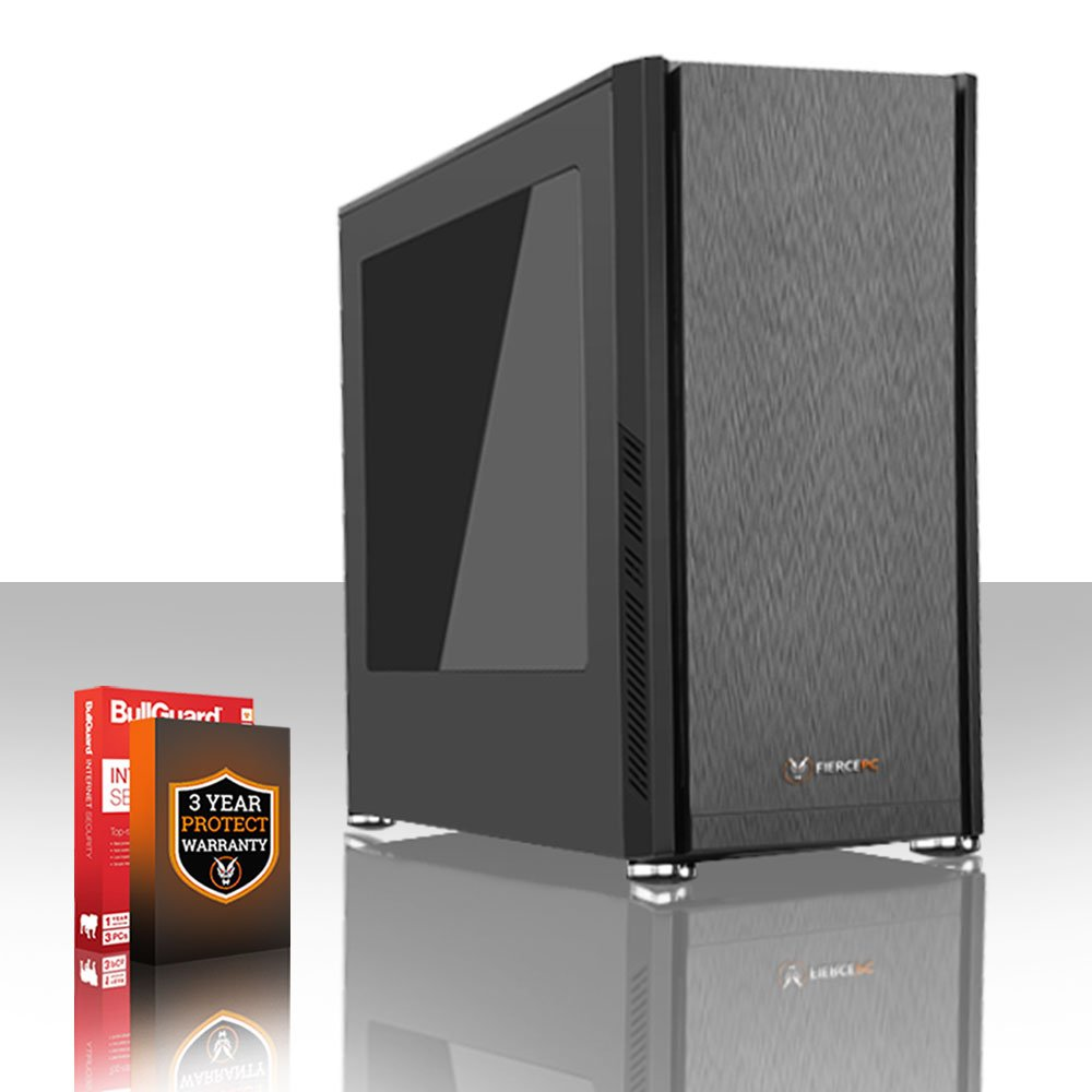 Fierce Exile PC Gamer - Rápido 4GHz Quad-Core AMD Ryzen 3 3200G, 1TB Disco Duro, 8GB de 3000MHz, AMD Radeon Vega 8 Gráficos Integrados, Windows no Incluido 351943: Amazon.es: Informática
