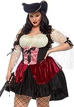 Leg Avenue Women's Plus-Size Wicked Wench Costume