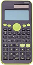 $44 » Z-Color Multi-Function Calculator Multifunction Dual Power Large LCD Display Solar Desktop Calculator for School Office wi...