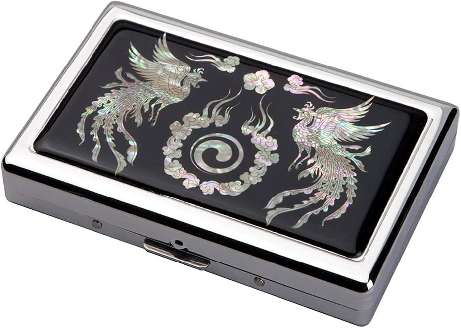 Mother of Pearl Double Max 48% OFF Phoenix Ranking TOP11 Yin Long Extra Design Black Yang