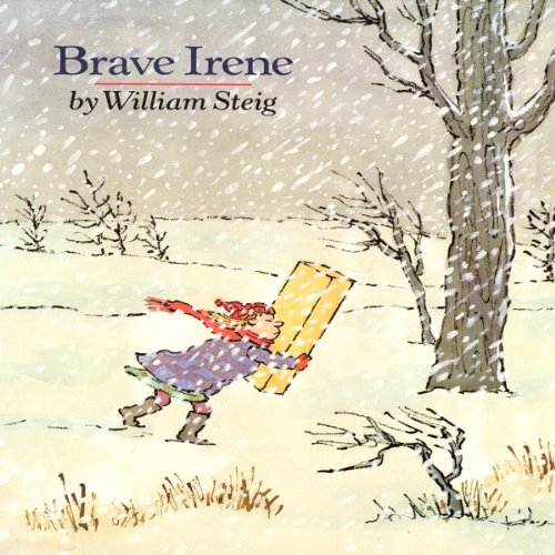 Brave Irene cover art