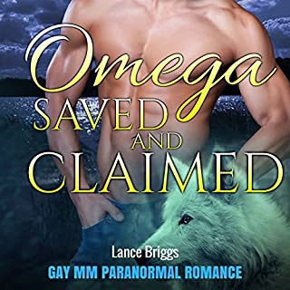 Omega Saved and Claimed audiobook cover art