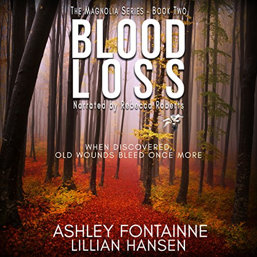 Blood Loss audiobook cover art