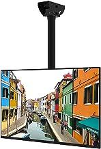 CM2 Soporte de Techo inclinable Ajustable para TV se Adapta a la mayoría de monitores LCD de 32 a 65 pulgadas/81-165 cm, Capacidad de Carga de 60 kg, VESA MAX 600*400 mm