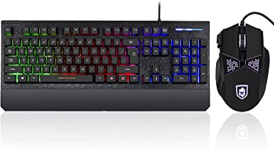 Best gaming keyboard and mouse for mobile Reviews