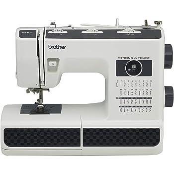 Brother ST371HD - Máquina de coser (Negro, Blanco, Máquina de ...