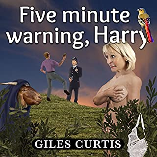 Five Minute Warning, Harry cover art