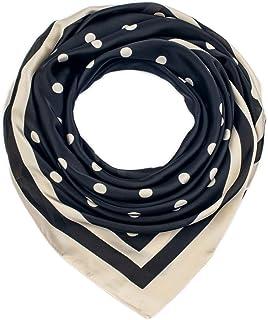 35 بوصة الحرير مثل وشاح مربع للنساء الشعر كبير الحرير يشعر الحجاب باندانا والأوشحة والأغطية للنوم 90 سم