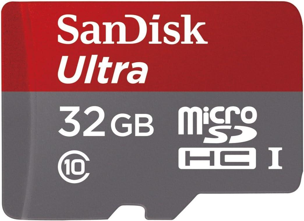 Sandisk Ultra Imaging Microsdhc 32gb Bis Zu 48 Mb Computer Zubehör