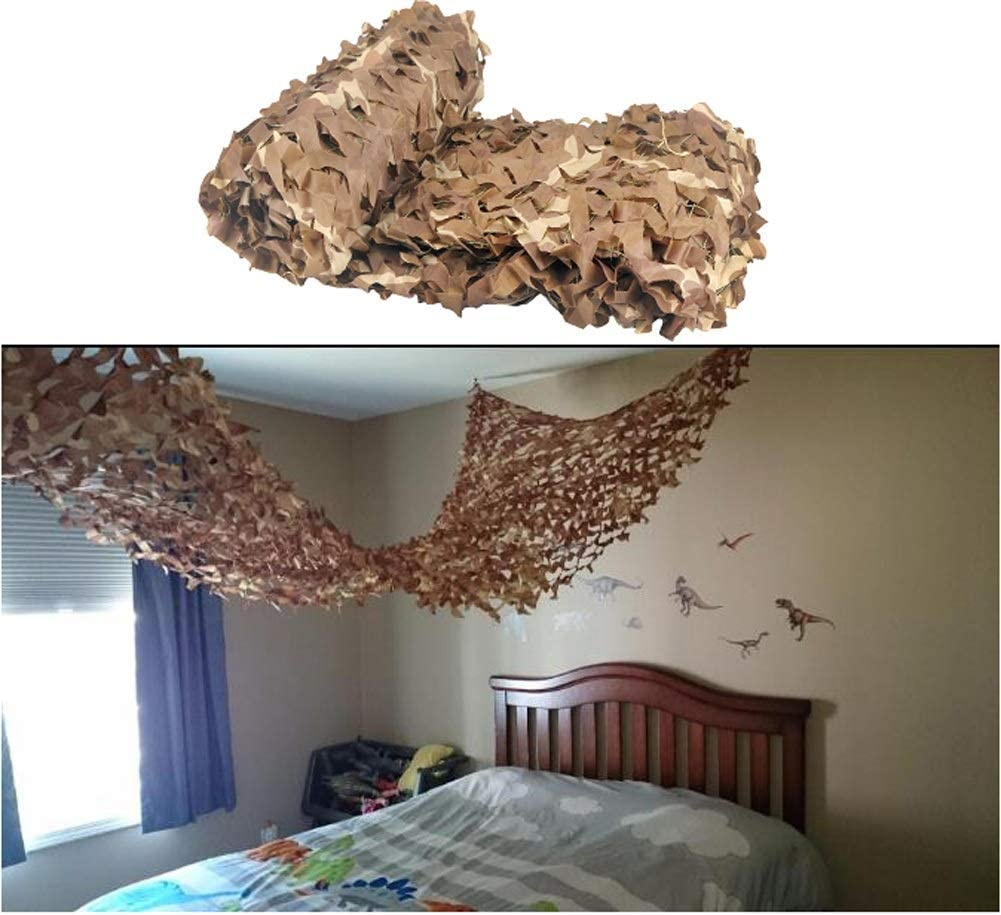 Outdoor Hunting Military Camouflage Net 26f 13ft X 55% OFF Tampa Mall Woodland 4X8m