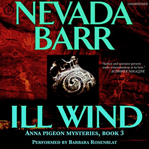 Ill Wind audiobook cover art