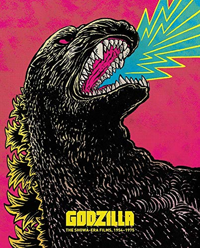 GODZILLA BOX - THE SHOWA FILMS 1954-1975 (CRITERION COLLECTION) [Blu-ray] [2019]