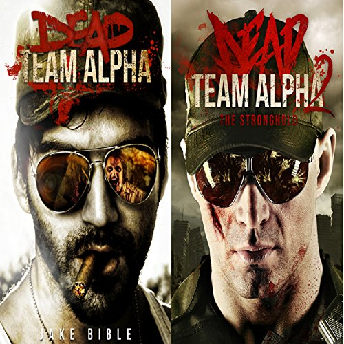 Dead Team Alpha cover art
