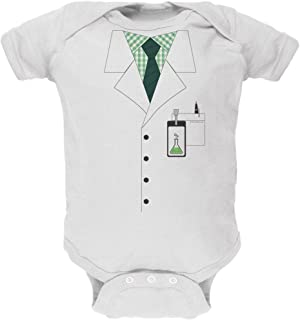 Old Glory Scientist Costume Baby One Piece