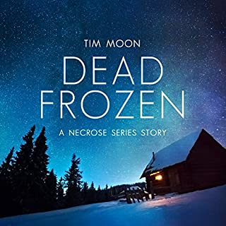 Dead Frozen audiobook cover art