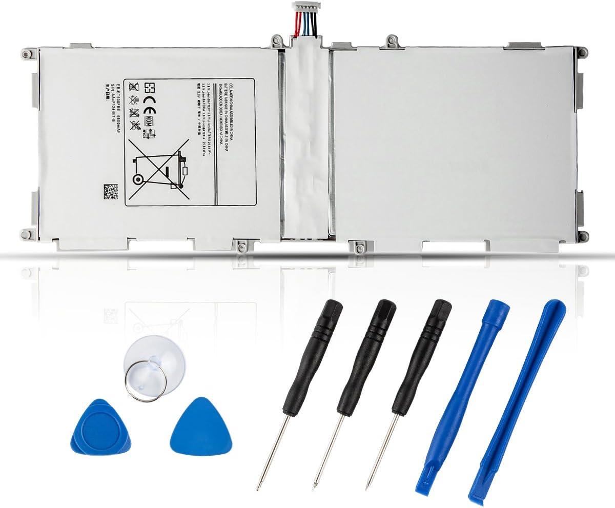 REYTRIC EB-BT530FBU Battery 40% OFF Cheap Sale Compatible Samsung 4 10.1 Tab Galaxy 5 ☆ popular