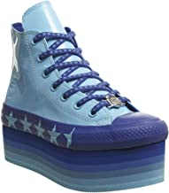Converse Miley Cyrus CTAS Platform Shoes Chuck Taylor All-Star Hi Sneakers