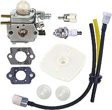 Anzac Carburetor with Repower Kit for C1U-K29 C1U-K47 C1U-K52 Echo Trimmer SRM2100 SRM2110 SHC1700 SHC2100 Power Pruner Trimmer