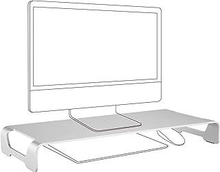 ZOLDA Support de Moniteur en Aluminium - Support Métallique de Qualité Supérieure pour iMac, MacBook Et Moniteurs. Design ...