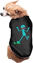 Rick And Morty Animated Television Series Pet Supplies Dog Jackets Sleepwear Pet Stuff