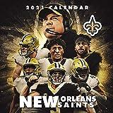 New Orleans Saints: OFFICIAL Calendar 2021-2022