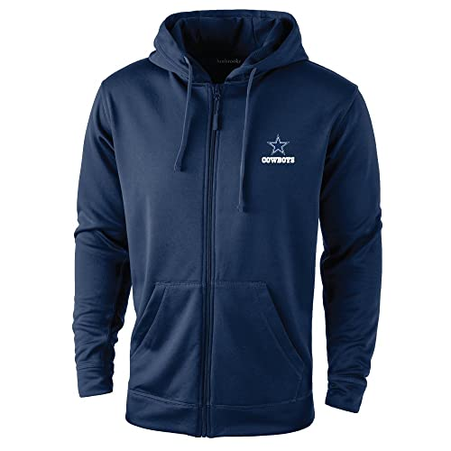 Dunbrooke Apparel NFL Trophy Fullzip Hooded Tech Fleece f0763308e