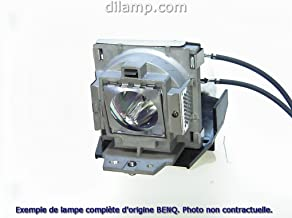 MP626 BenQ Projector Lamp Replacement. Projector Lamp Assembly with Genuine Original Osram P-VIP Bulb inside.