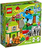 LEGO - 10804 - DUPLO - Jeu de Construction - La Jungle