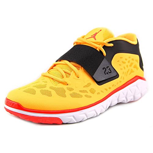 quality design ed7b9 651cf Jordan Nike Men s Flight Flex Trainer 2 Laser Orange Black White Red 768911