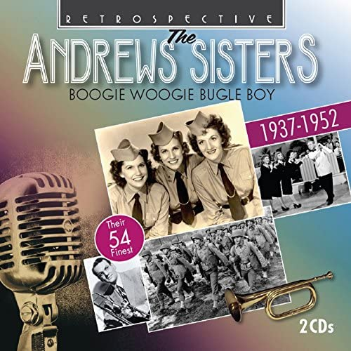 The Andrews Sisters feat. Bing Crosby, Les Paul, Danny Kaye, Burt Ives, Carmen Miranda & Al Jolson