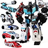 Defensor Robot Transformers Toy Model for Ni├▒os