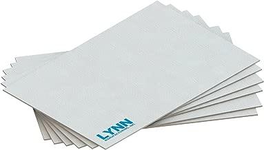 """Ceramic Fiber Board, 2300F Rated, 36"""" x 24"""" x 1/4"""", 6 Pcs/Pkg"""