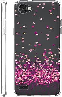 5.0 Chat Papillon Fleur Transparent Ultra Slim TPU Coque de Protection Etui Silicone Gel Case Shell pour Wiko Lenny 4 WenJie Coque pour Wiko Lenny 4 5.0