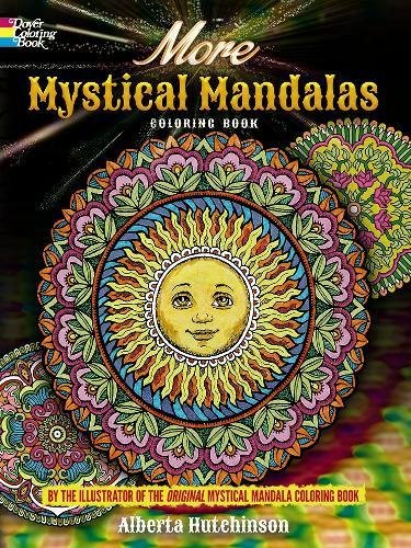 B4w Book Free Download More Mystical Mandalas Coloring Book By The