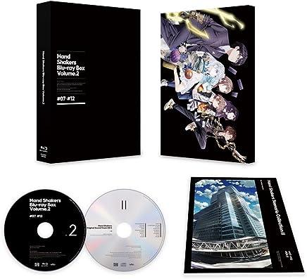 ハンドシェイカー Blu-ray BOX 下巻
