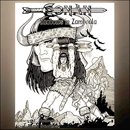 Shadows in Zamboula cover art