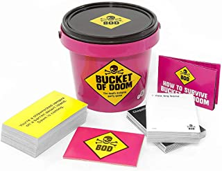 Bucket of Doom Party Game: When the sht hits the fan you need a plan