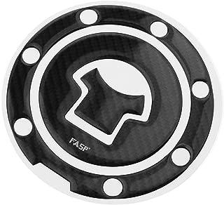 Carbon Fiber Fuel Gas Cap Cover Pad Sticker Decal Durability for Honda CB190R/750/400/1000R CBR250/600R VFR Hornet