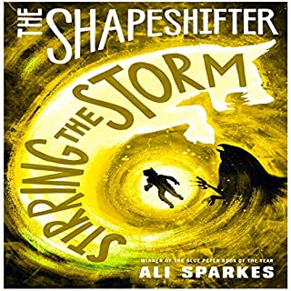 The Shapeshifter: Stirring the Storm cover art