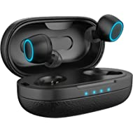 Bokai Nobby Wireless Earbuds,True Bluetooth Headphones 6 Hour Playtime Deep Bass Stereo...