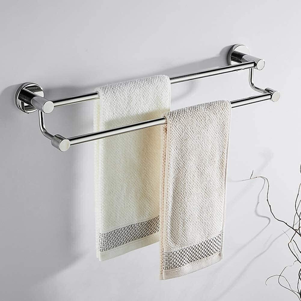 AINIYF Bathroom Shelf Shower Towel Rack Very popular Wall- Organiser Classic