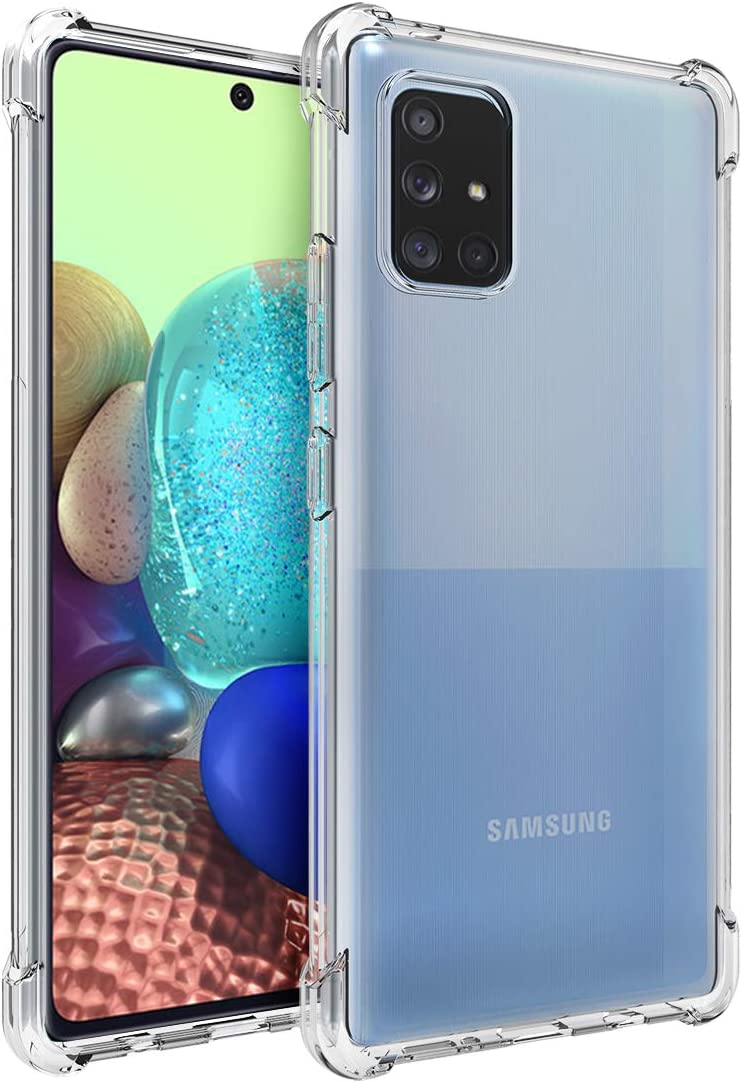 Osophter for Mesa Mall Galaxy A71 5G NOT Verizon Case Clear UW Reservation