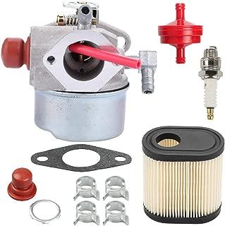 Trustsheer 640350 640303 640271 Carburetor for Tecumseh Toro Recycler 640271 640303 LV195EA LEV100 LEV105 LEV120 20016 20017 20018 6.75 HP Engine Lawnmowers Carb