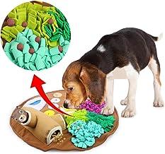 ALL FOR PAWS Huisdier Snuffle Mat, hondenvoermat met schattig speelgoed, hondentrainingsmat huisdier neus werkdeken antisl...