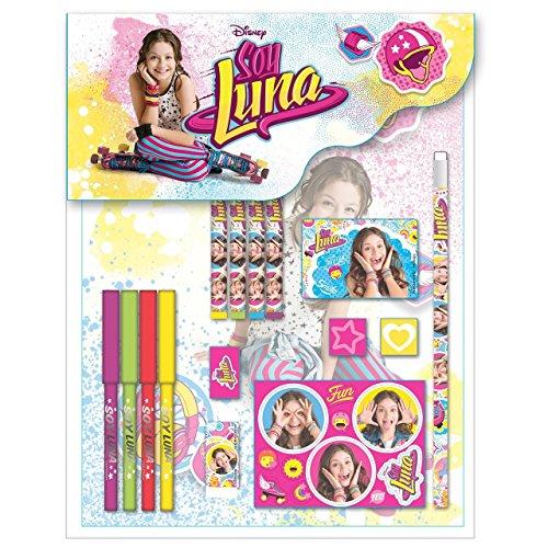 Set Papeterie 15 Pièces Soy Luna