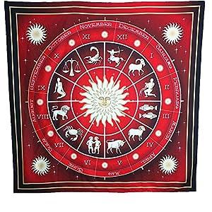 jieGorge Toalla de Playa, Tapiz Decorativo Cuadrado de constelación, Toalla Redonda, tapete de Yoga, RD, Ropa, Zapatos y… | DeHippies.com